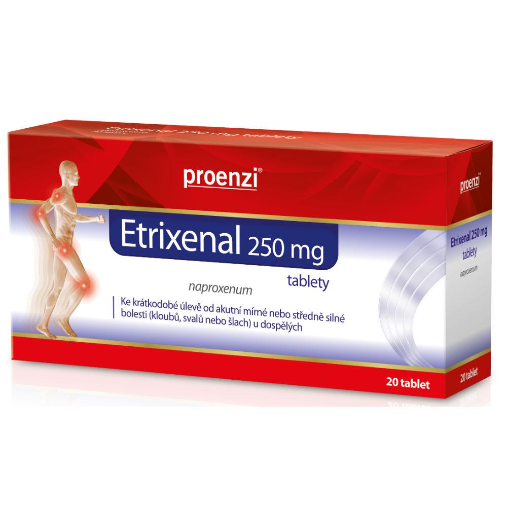 EXTRIXENAL 250mg 20x250 mg tablet
