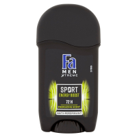 FA Men Xtreme Tuhý antiperspirant Sport Energy Boost 50 ml