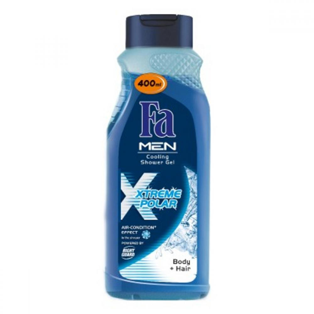 FA sprchový gel men Xtreme polar,400ml