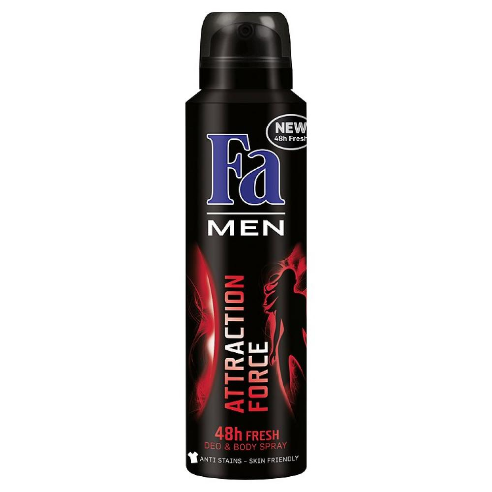FA Men deospray Attraction Force 150 ml
