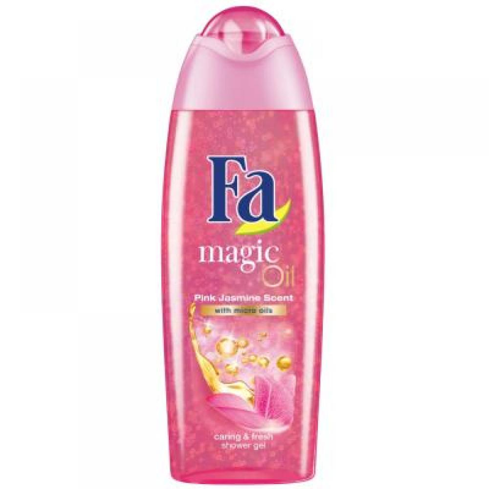 FA Sprchový gel Magic Oil Pink Jasmine 250 ml