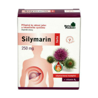 FARMAVET Silymarin forte 250 mg + vitamin D 40 tablet