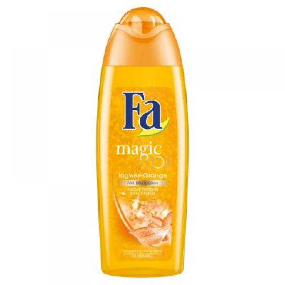 FA sprchový gel Magic Oil Zázvor a pomeranč 250 ml