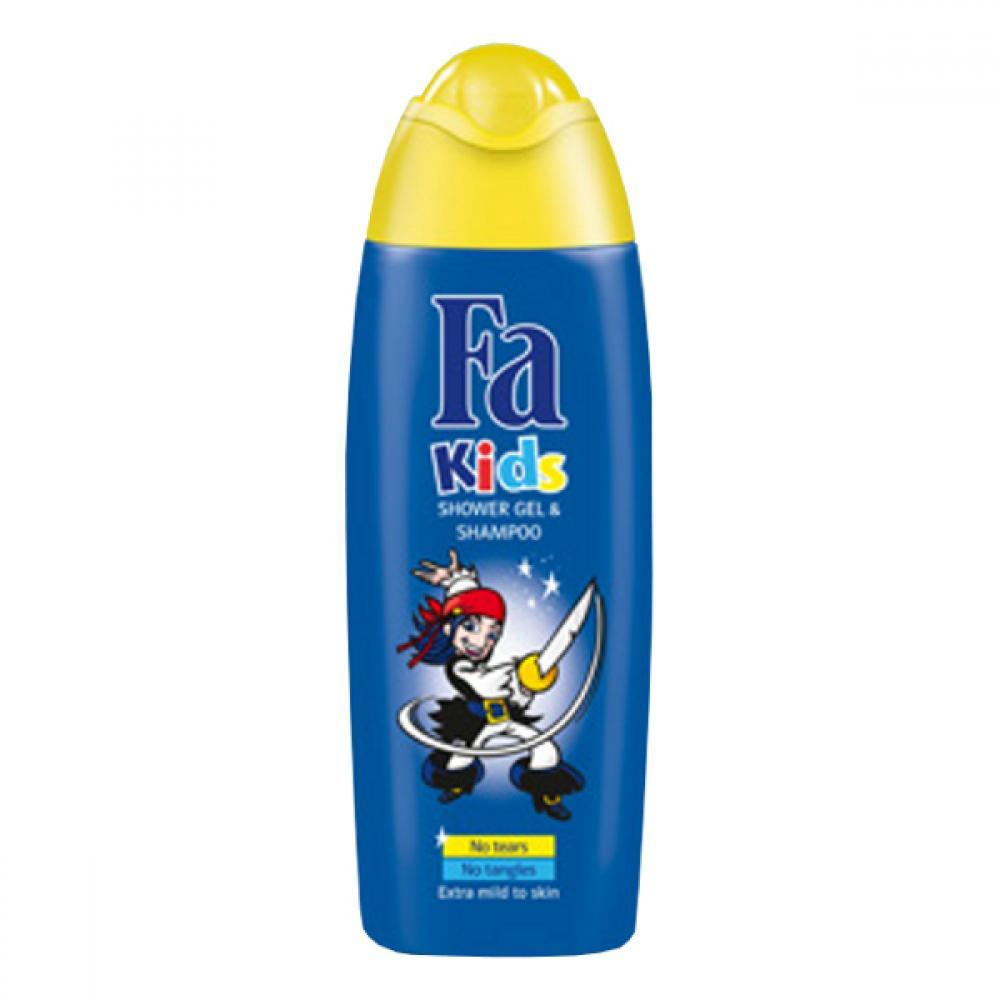 Fa Sprchový Gel Kids 250 ml Pirát