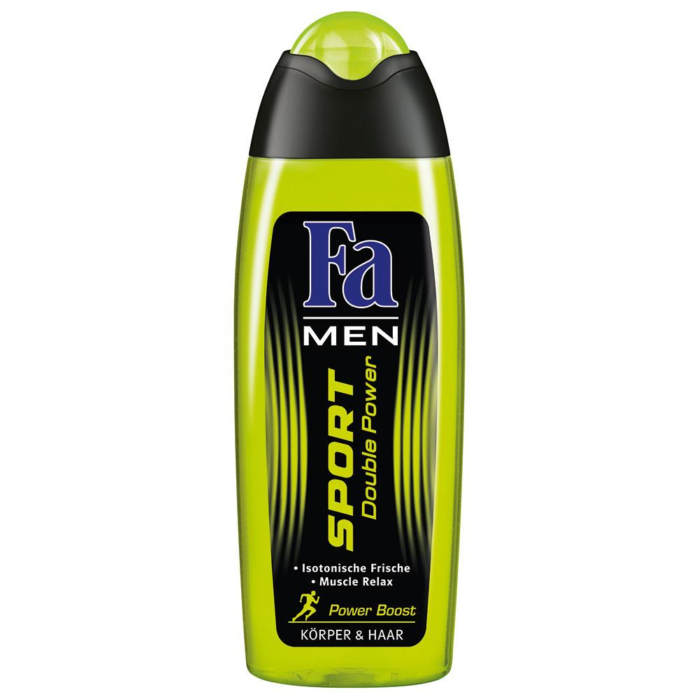 FA sprchový gel 250 ml Men Double Power