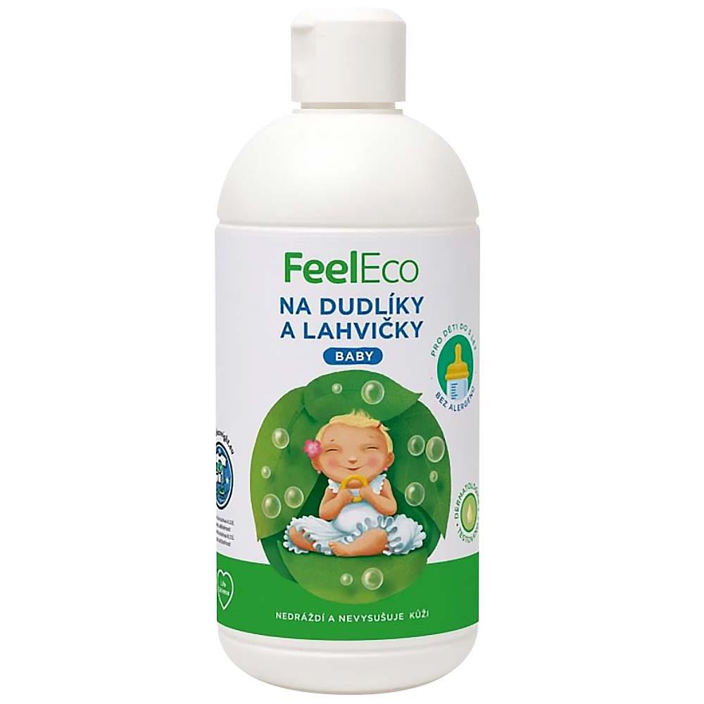 FEEL ECO Prostředek na mytí dudlíků Baby 500 ml