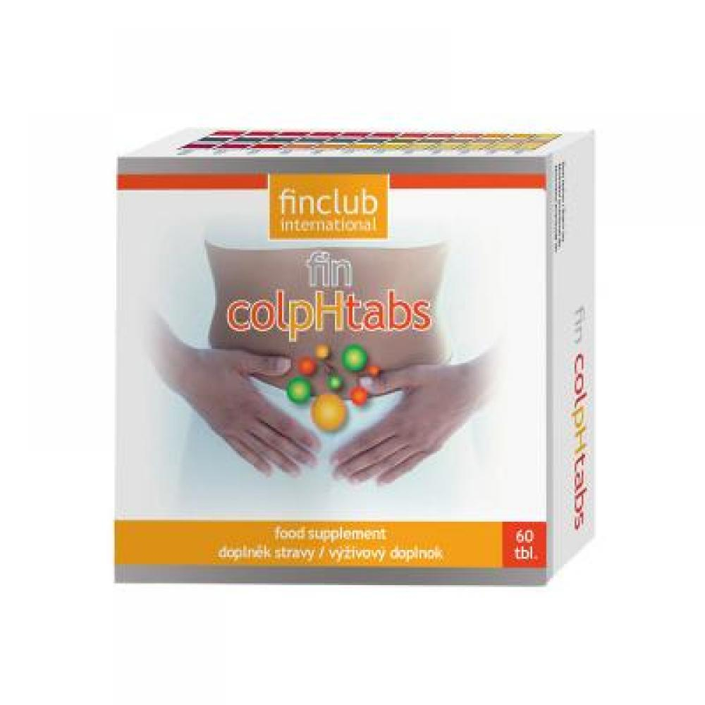COLPHTABS 60 tablet + 2 pH testovací proužky (Colonic Plus)