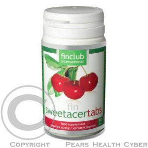 fin Sweetacertabs 90 tablet