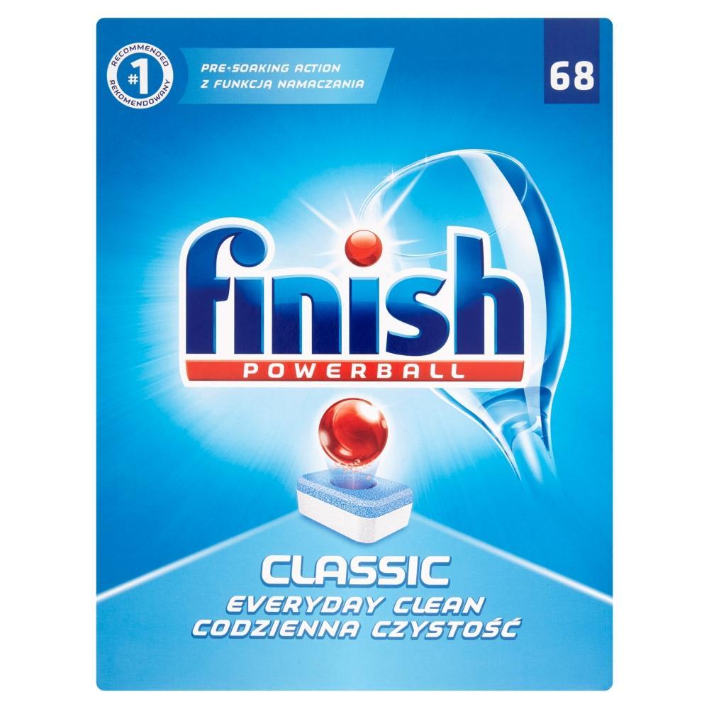 FINISH Powerball Classic tablety do myčky na nádobí 68 kusů
