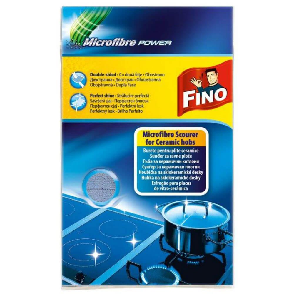 FINO houbička na sklokeramické desky (1ks)