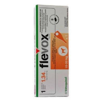 VÉTOQUINOL FLEVOX Spot-On Dog M 134 mg roztok 1x1,34 ml