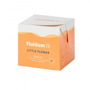 FLUIDUM TÉ Little Flower 10x 10 ml BIO