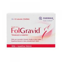 FARMAX Folgravid 30+10 tablet ZDARMA