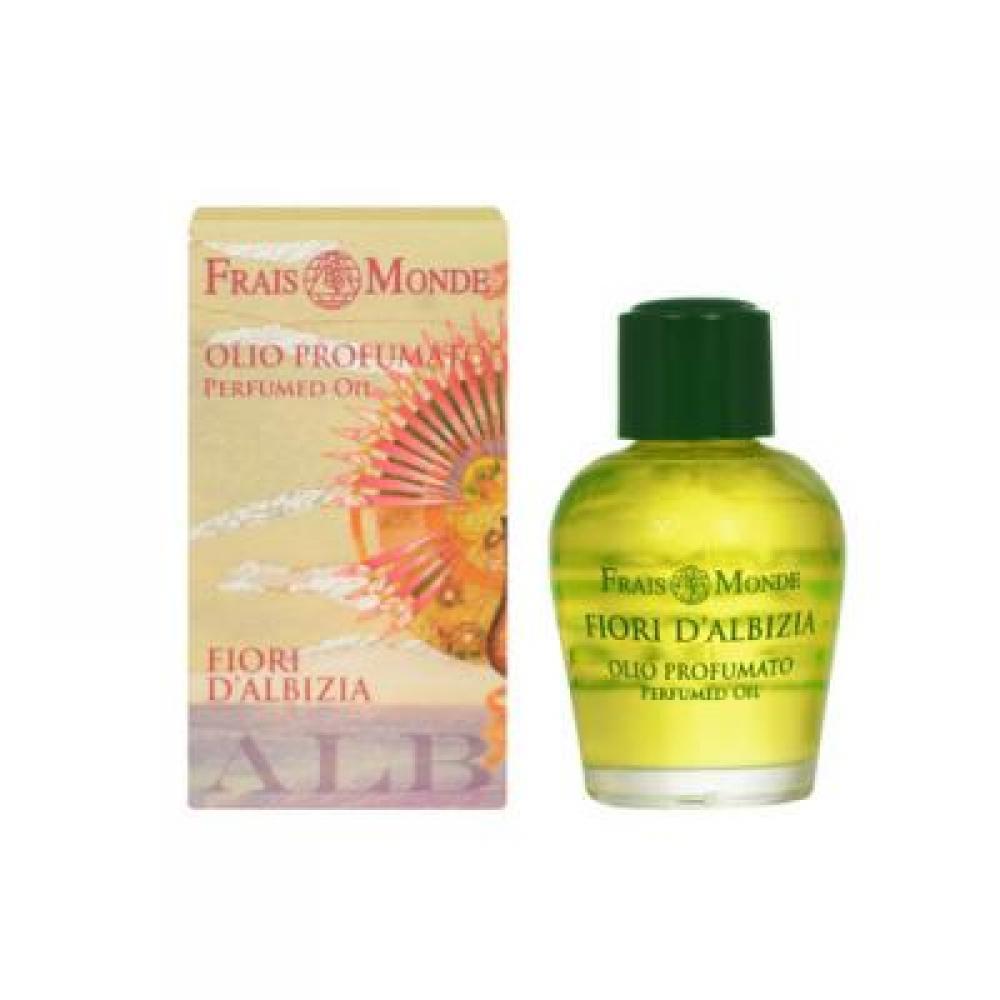 Frais Monde Fiori D´Albizia Perfumed Oil Parfémovaný olej 12ml Květy Albízie