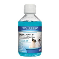 FRANCODEX Fresh Dent pes, kočka 250 ml
