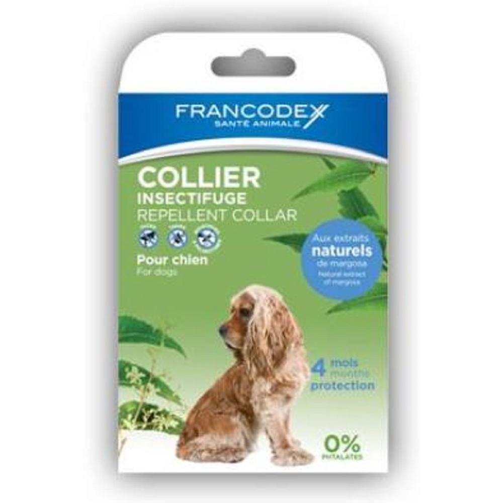 FRANCODEX Repelentní obojek pro psy střední velikosti