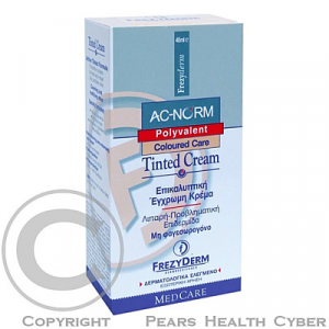 FREZYDERM Tinted cream 40ml