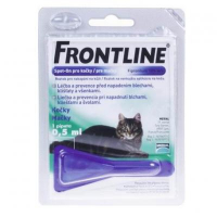 FRONTLINE spot-on cat  a.u.v. roztok 1x0,5 ml