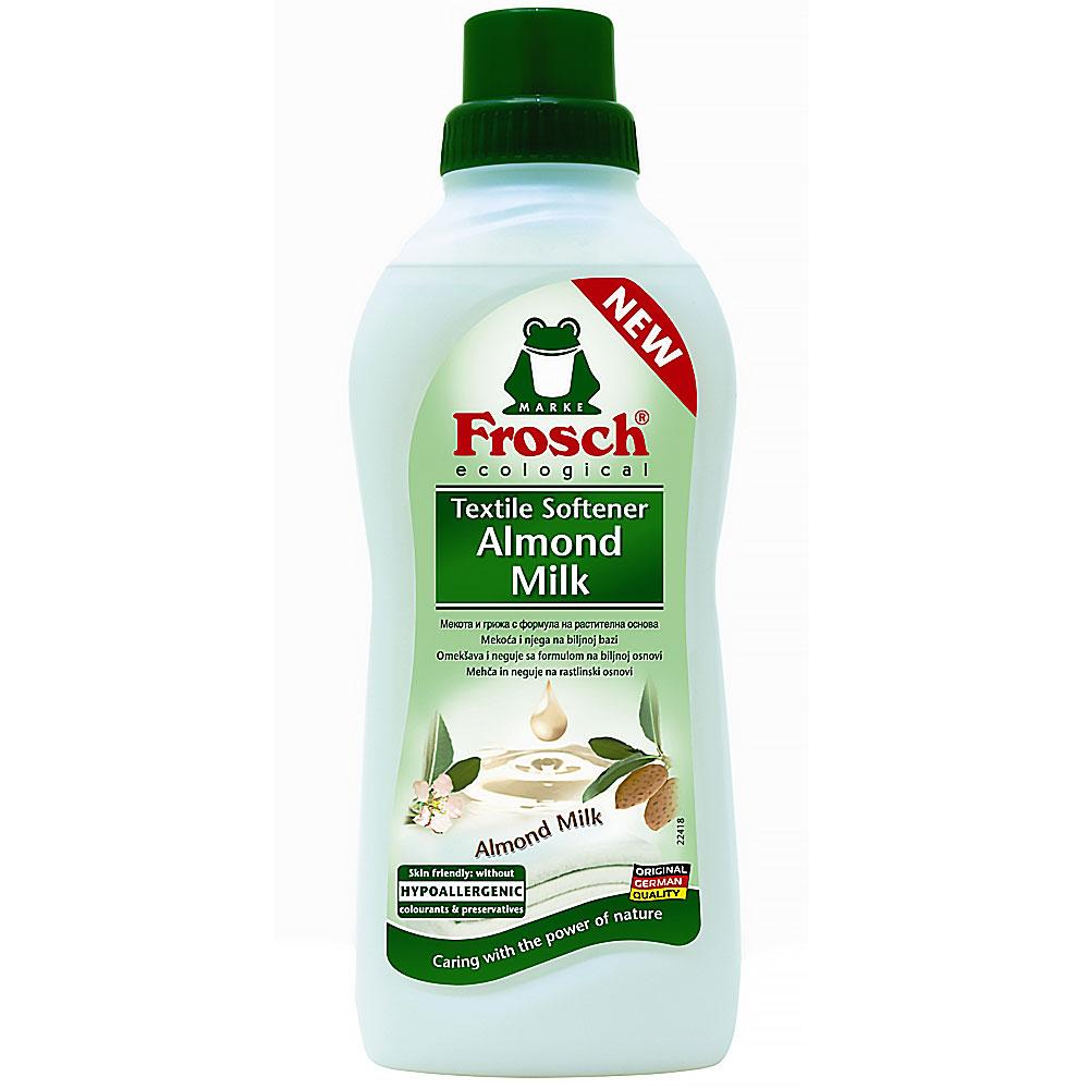 FROSCH EKO Hypoalergenní aviváž Mandlové mléko 750 ml