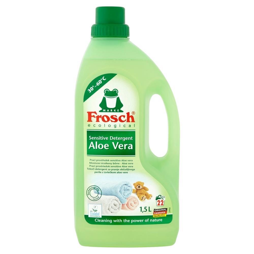FROSCH Gel na praní Aloe Vera koncentrát EKO 1,5 l