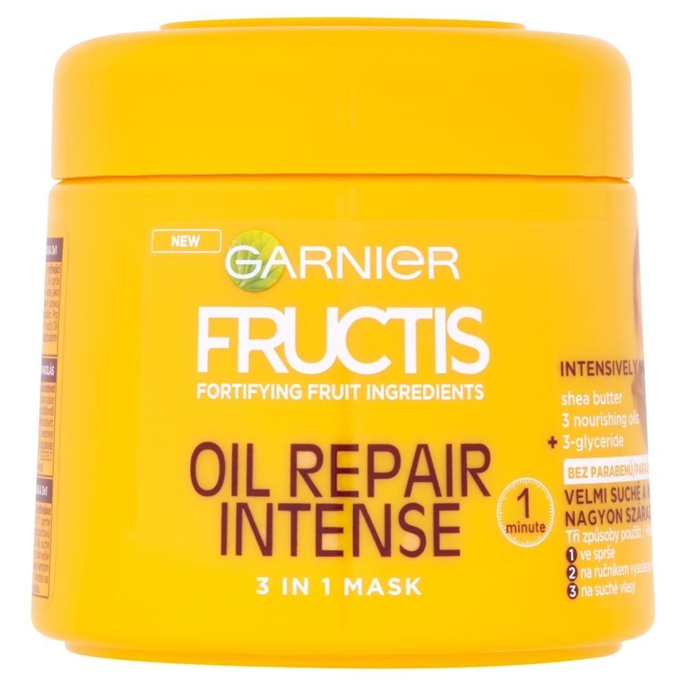 FRUCTIS Oil Repair Intense maska na vlasy 300 ml - Lékárna.cz aff487cd3c0