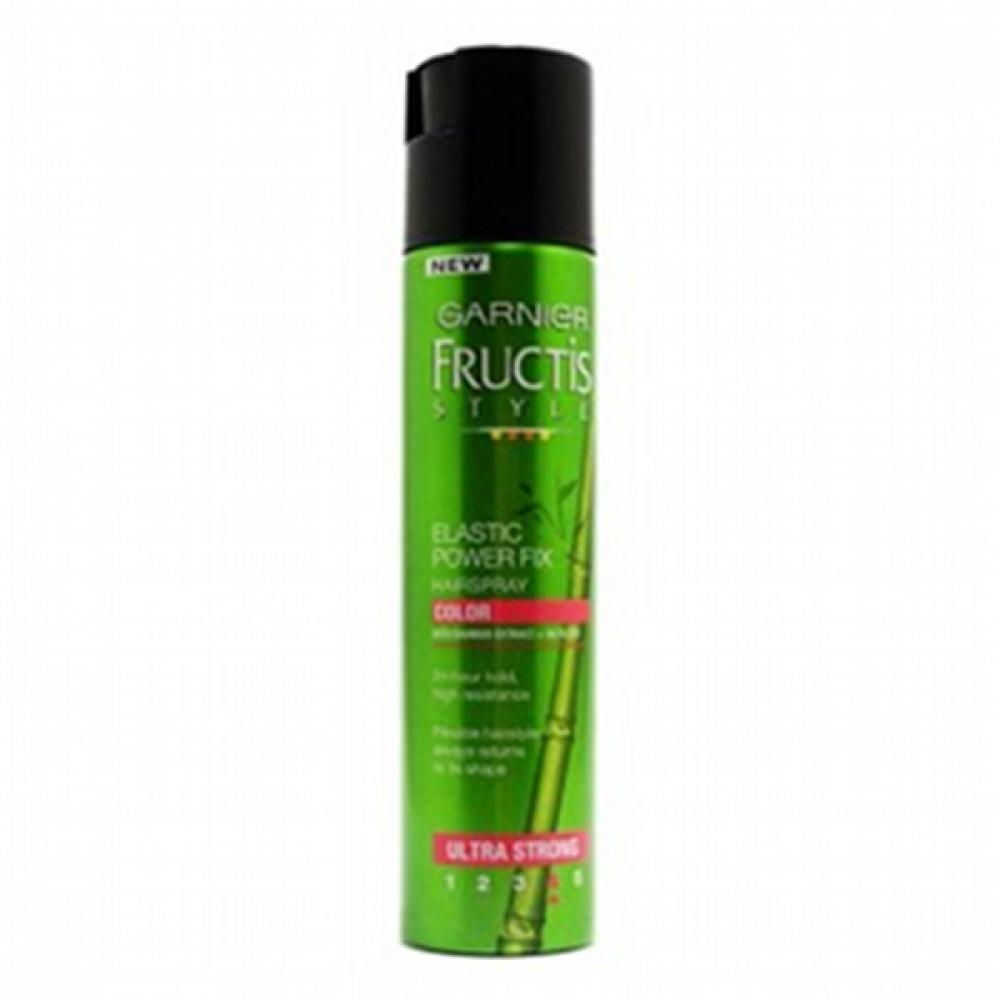 Garnier Fructis vlasový lak 250ml color ultra strong