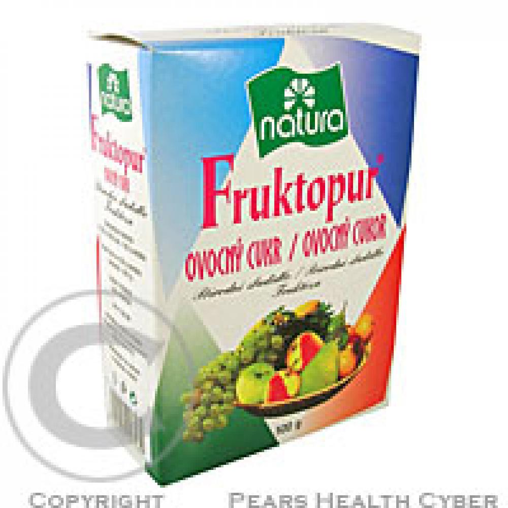 Fruktopur plv. 500 g - ovocný cukr
