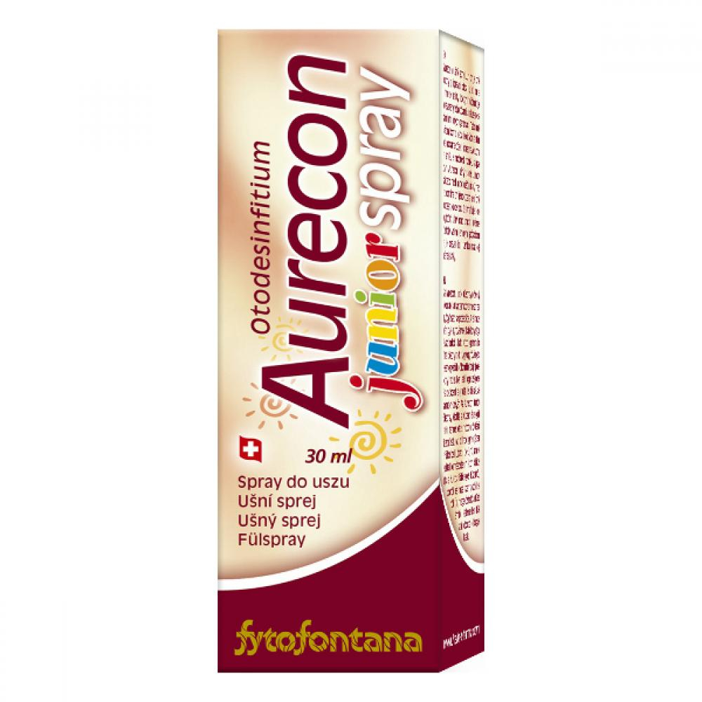 Fytofontana Aurecon ušní sprej Junior 30 ml