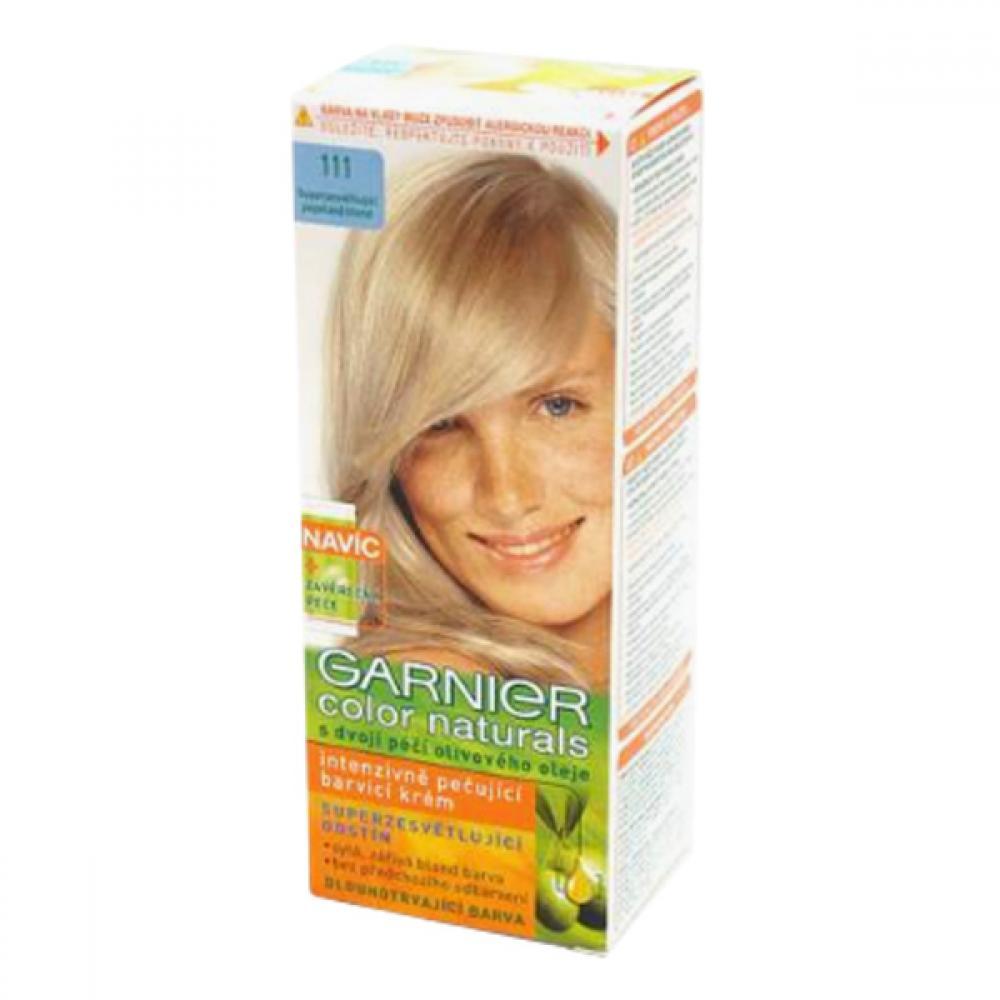 GARNIER Color Naturals barva na vlasy odstín 111 zesvětlovač popelavě blond