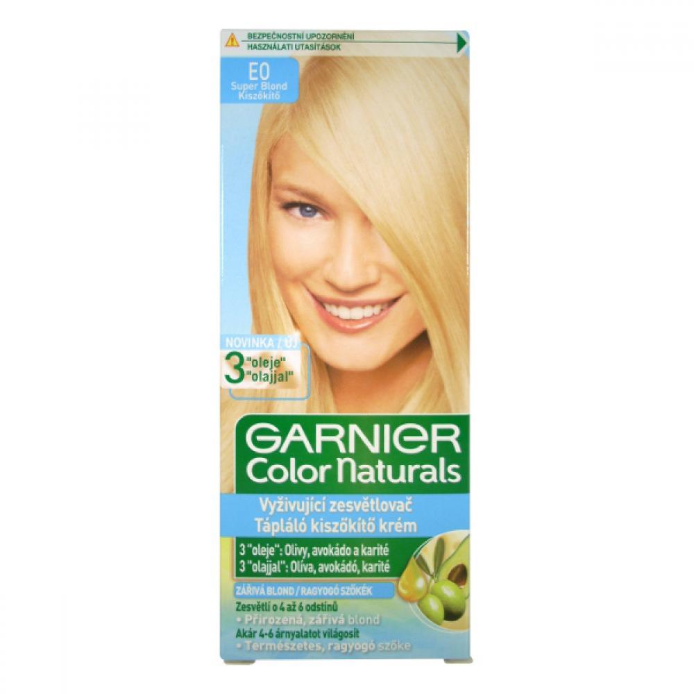 GARNIER Color Naturals barva na vlasy odstín 20 super blond