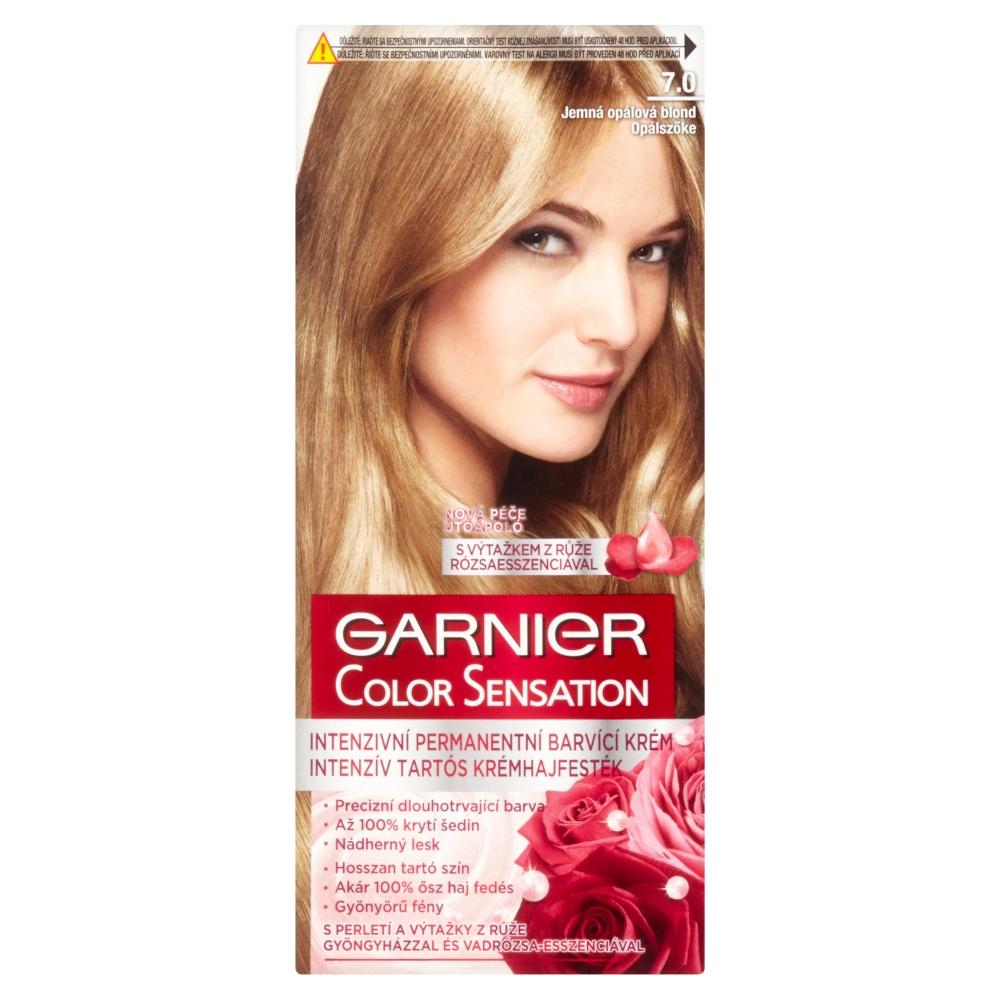 Garnier Color Sensitive 7.0 blond