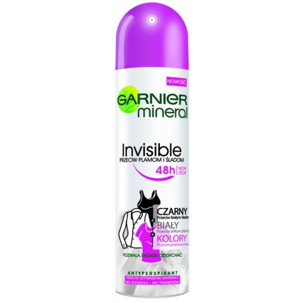 GARNIER DEO Invisi BWC spray 150 ml