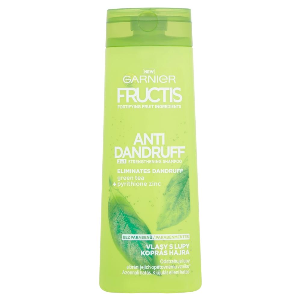 GARNIER Fructis Antidandruff 2v1 Šampon proti lupům 400 ml