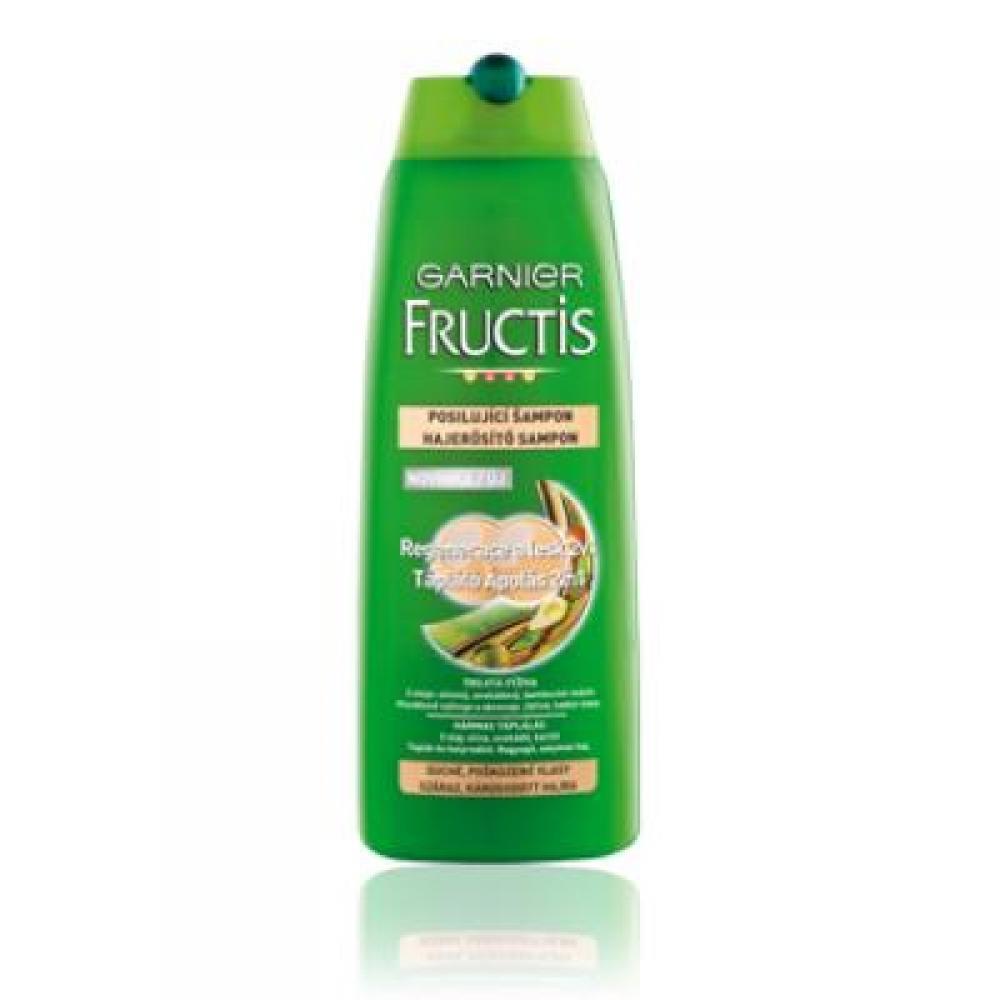 GARNIER Fructis šampon regenerace + lesk 250 ml