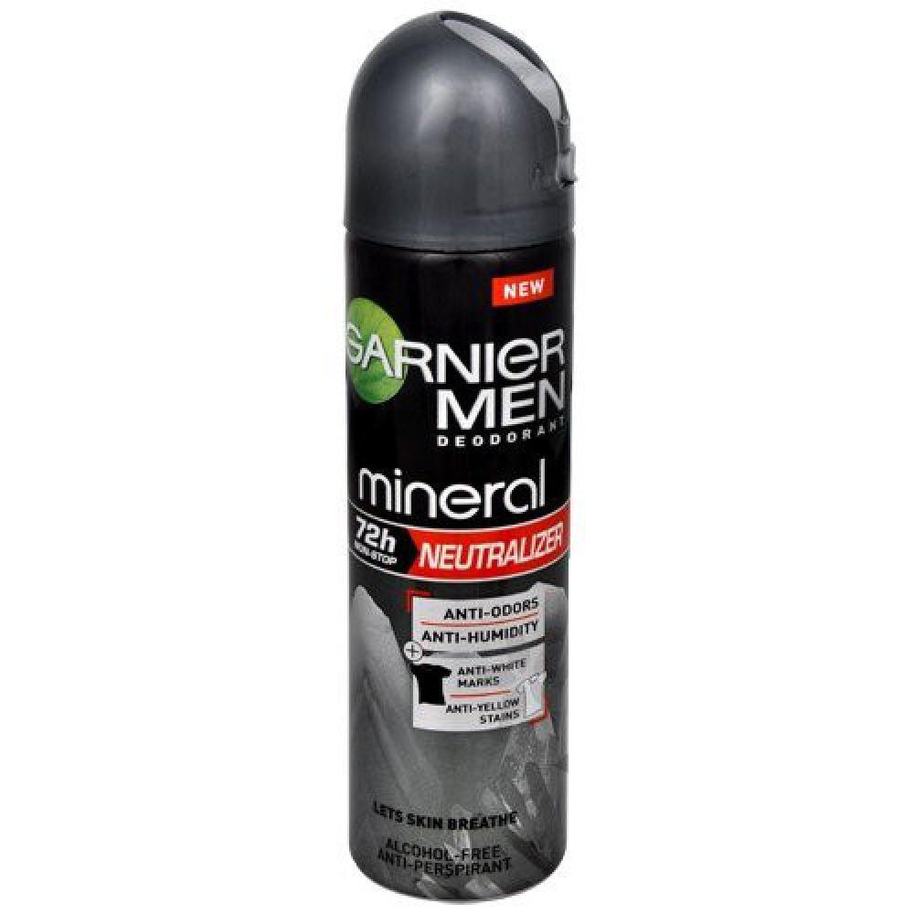 Garnier Men mineral deo 150ml neutralizer