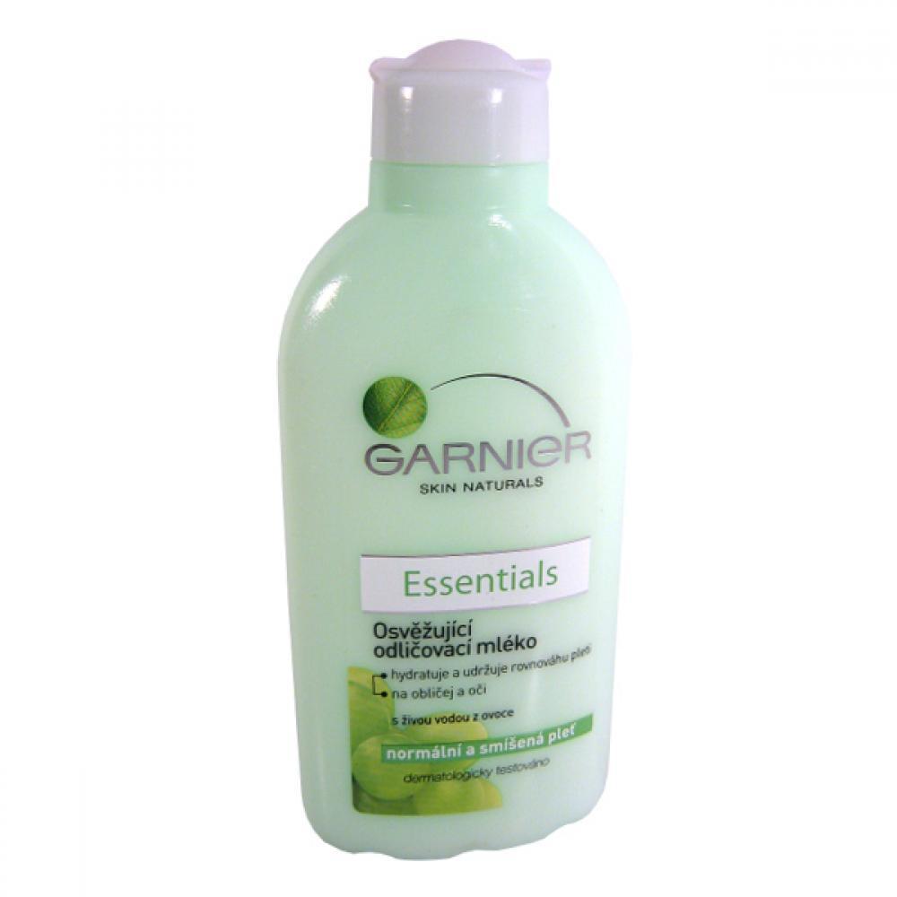 GARNIER Skin Naturals Essentials odličovací mléko NP200ml