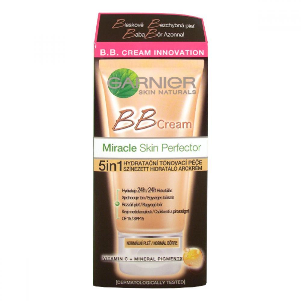 Garnier SKIN perfect BB cream 50ml normalní pleť