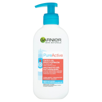 GARNIER Skin Naturals Pure Active Čistící gel  200 ml