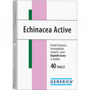GENERICA Echinacea Active 40 tablet