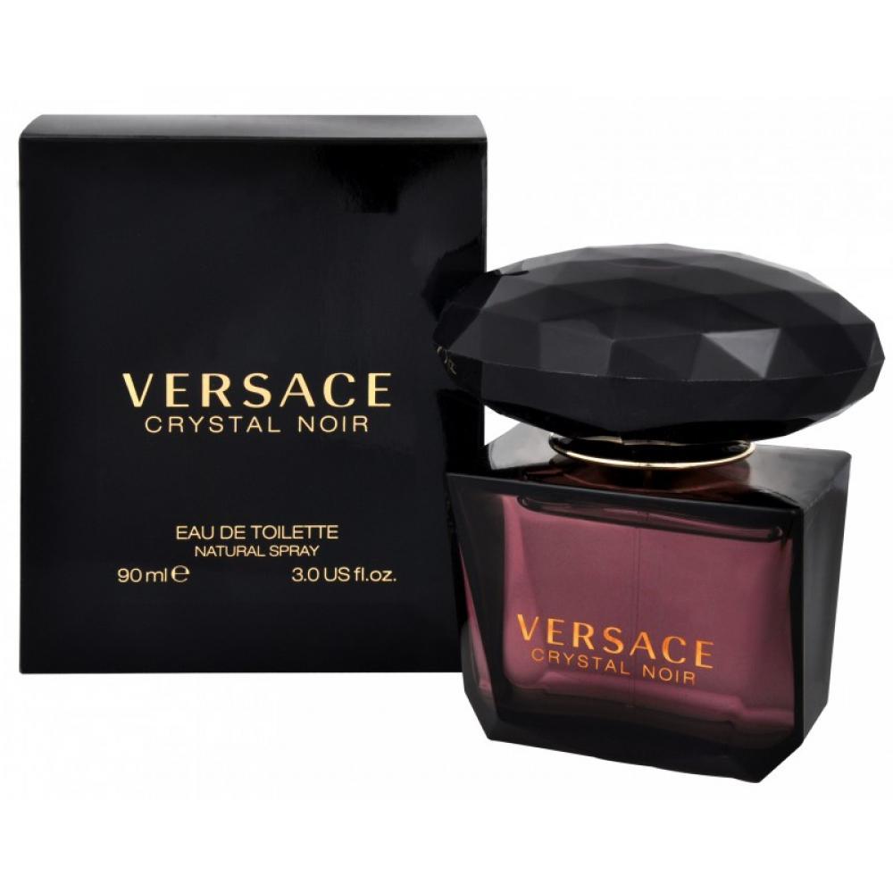 Versace Crystal Noir - toaletní voda s rozprašovačem (TESTER) 90 ml
