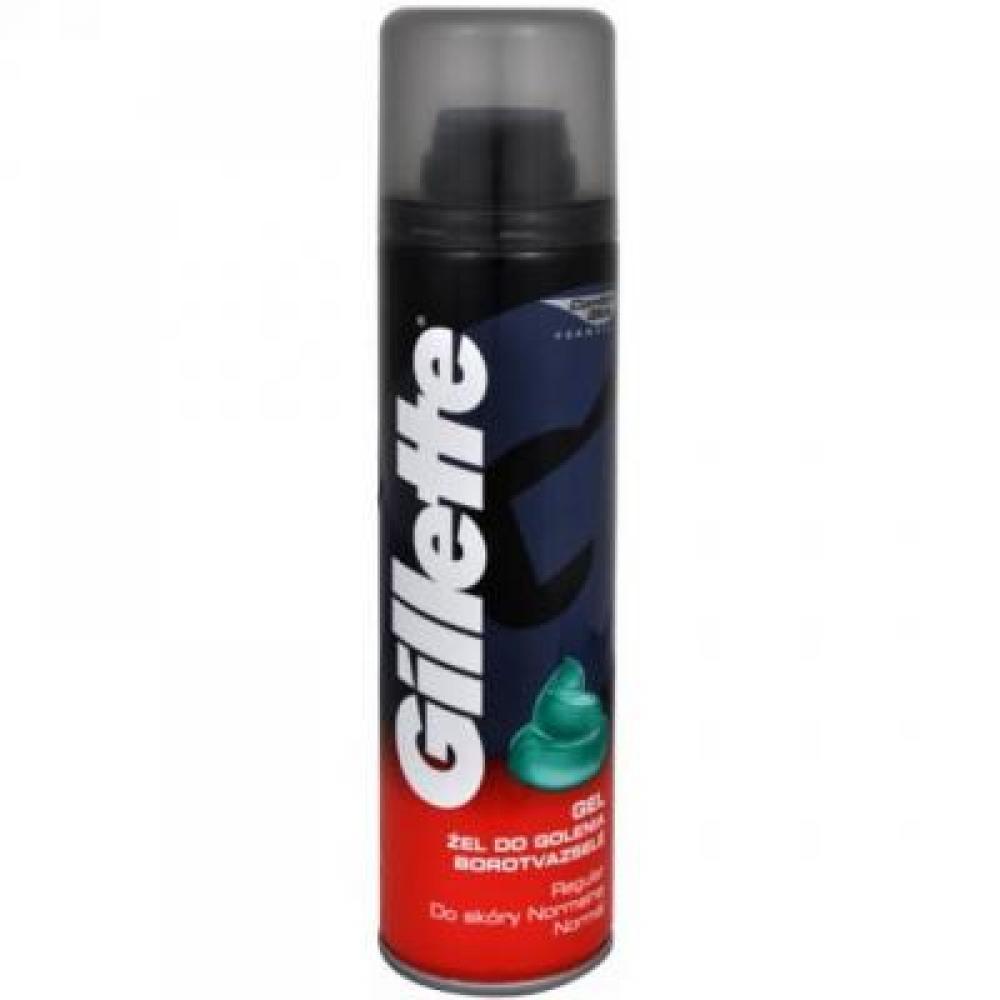 GILLETTE gel na holení 200 ml