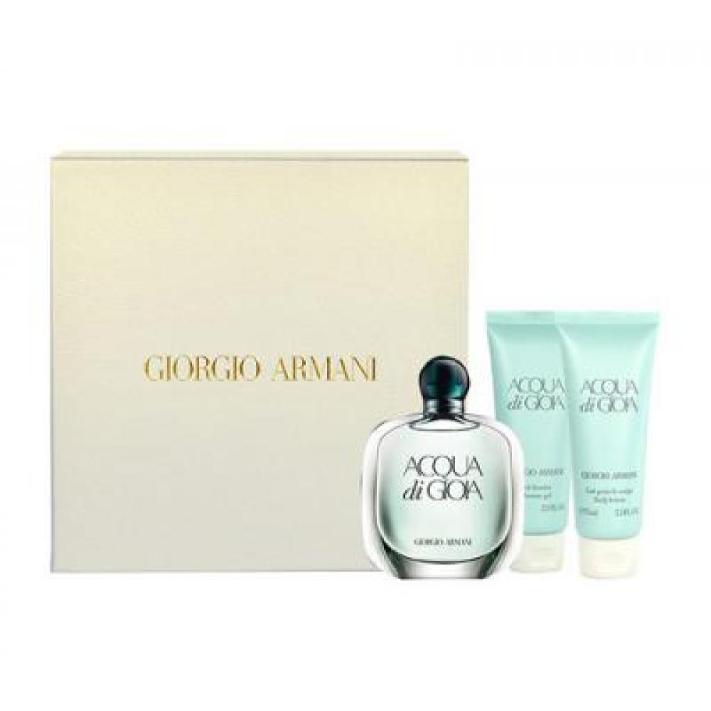 Giorgio Armani Acqua di Gioia Parfémovaná voda 50ml Edp 50ml + 75ml tělové mléko
