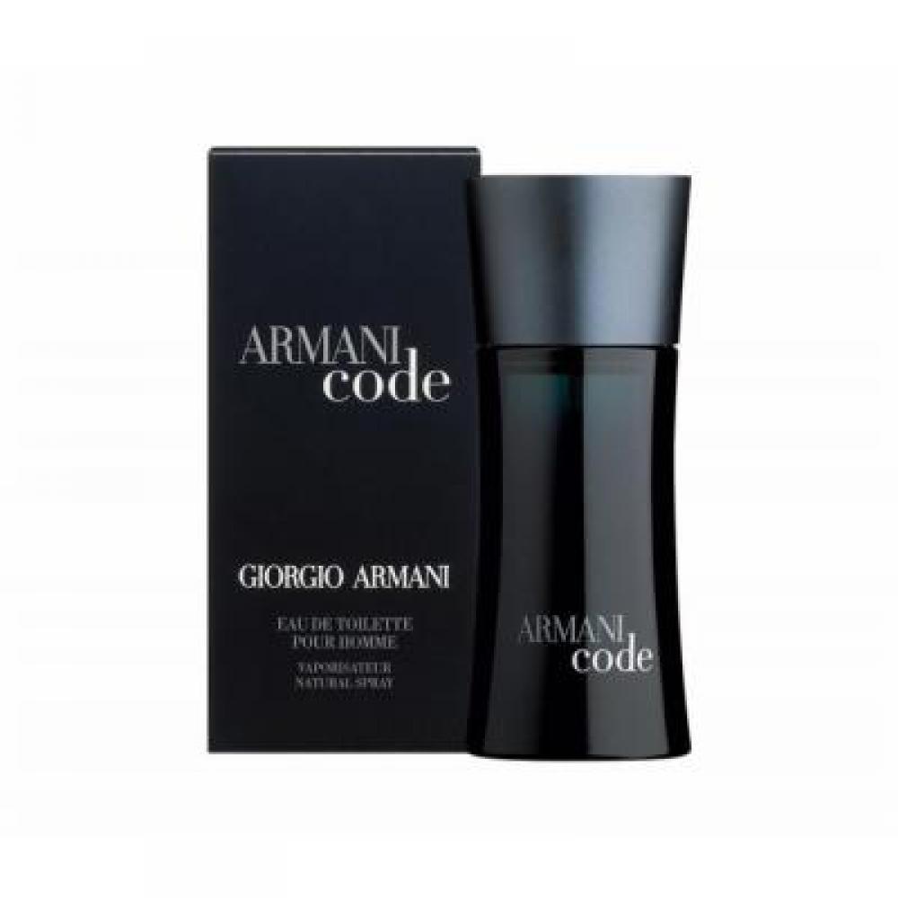 Giorgio Armani Black Code Toaletní voda 75ml