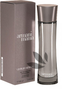 Armani Mania for Men - voda po holení 100 ml