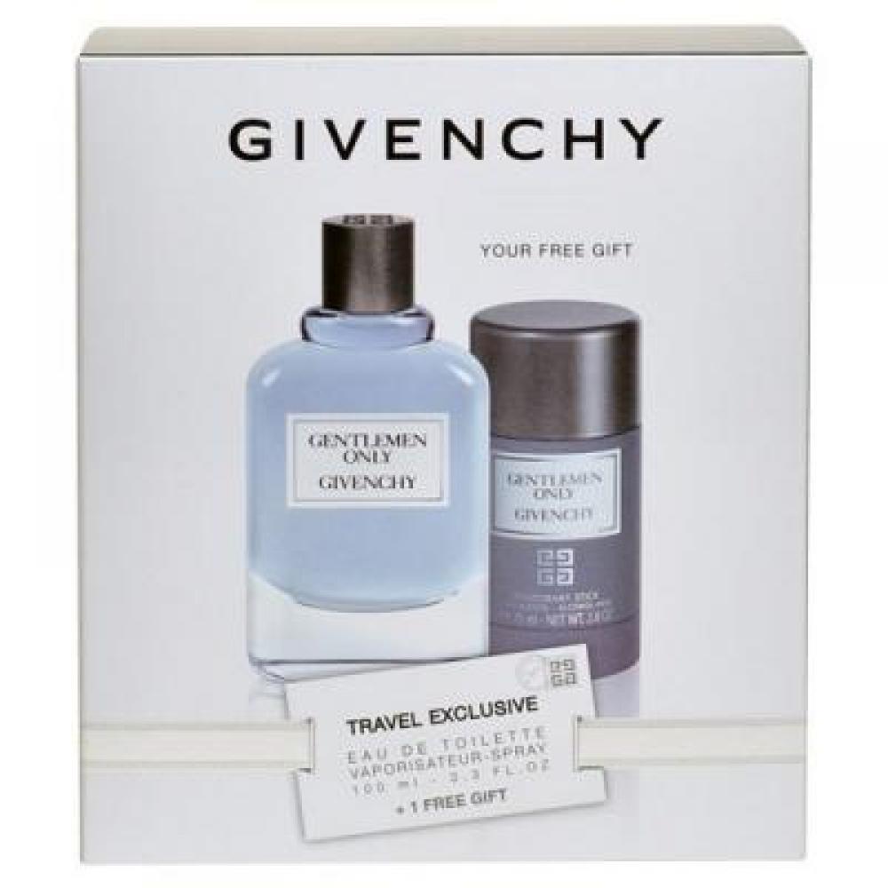 Givenchy Gentlemen Only Toaletní voda 100ml Edt 100ml + 75ml deostick