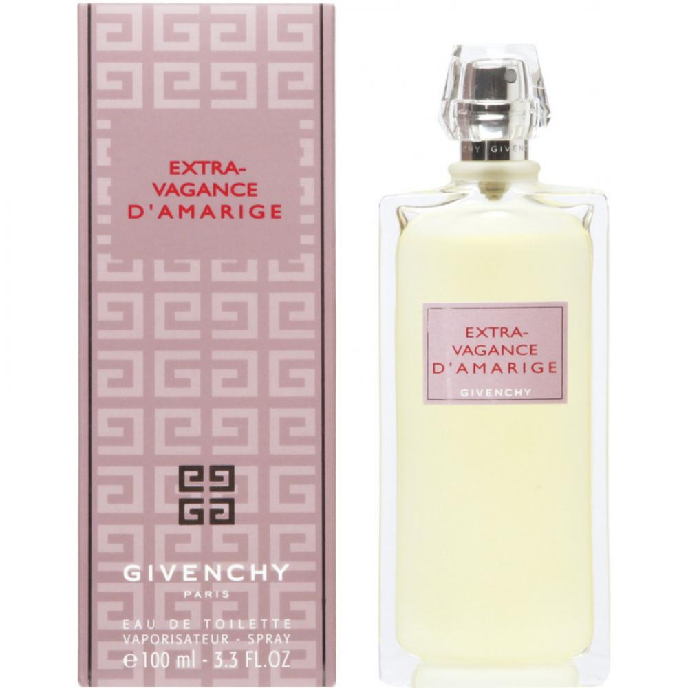 Givenchy Mythical Fragrances: Extravagance D´Amarige Toaletní voda 100ml