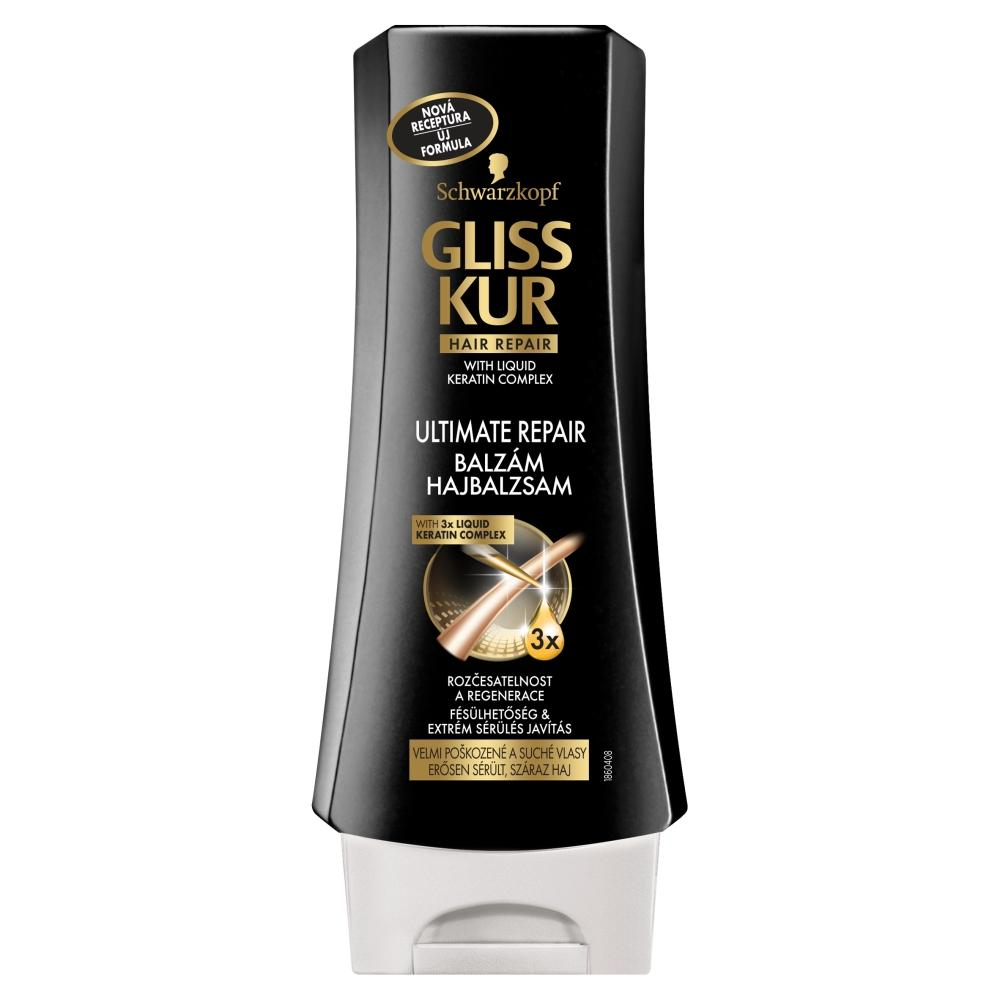 GLISS KUR balzám Ultimate Repair 200 ml