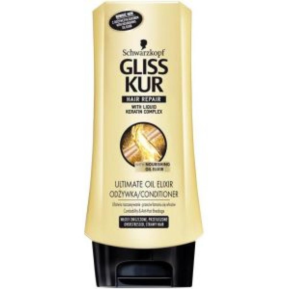 Gliss kur balzám Ultimate Oil Elix 200 ml