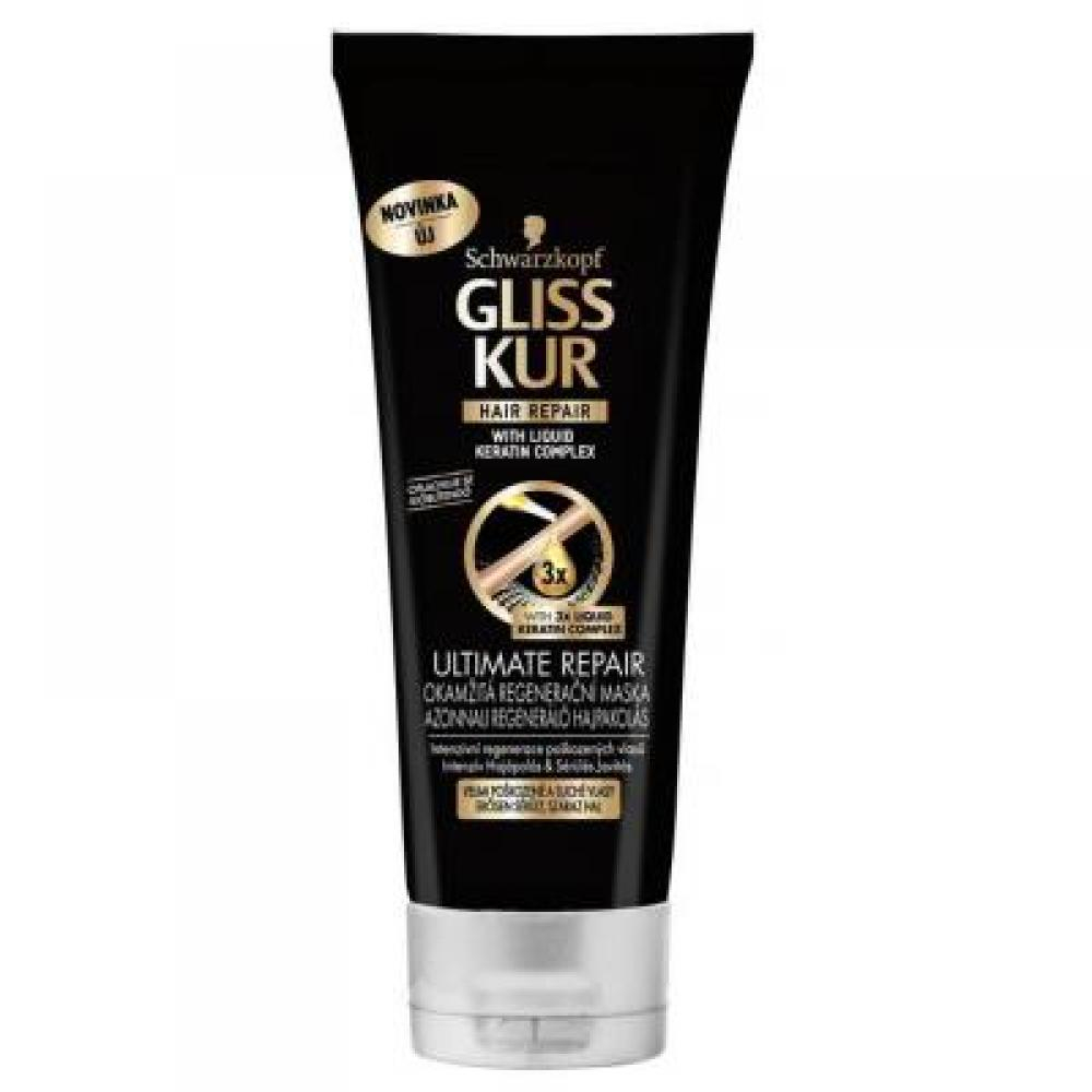 GLISS KUR okamžitá maska Ultimate Repair 200 ml