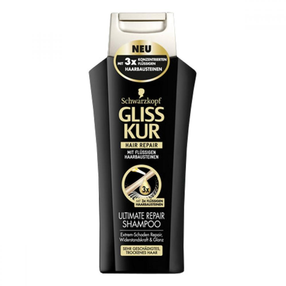 GLISS KUR regenerační šampon Ultimate Repair 400 ml